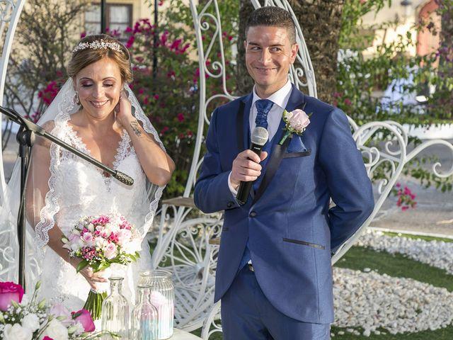 La boda de José Antonio y Agueda en Santiponce, Sevilla 27
