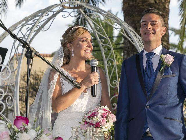 La boda de José Antonio y Agueda en Santiponce, Sevilla 28