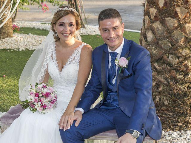 La boda de José Antonio y Agueda en Santiponce, Sevilla 32