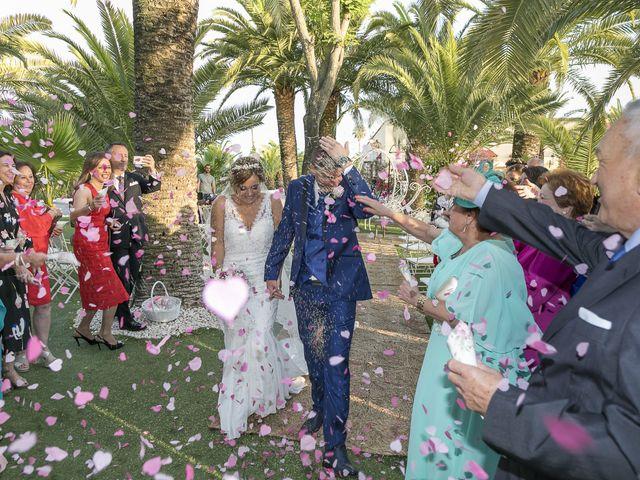 La boda de José Antonio y Agueda en Santiponce, Sevilla 33