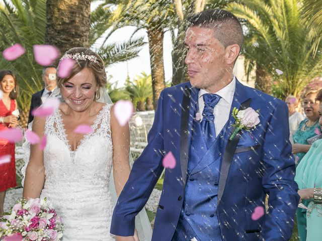 La boda de José Antonio y Agueda en Santiponce, Sevilla 34