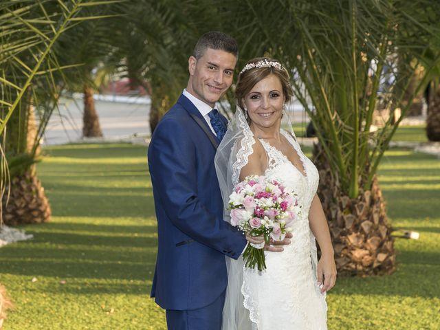 La boda de José Antonio y Agueda en Santiponce, Sevilla 35