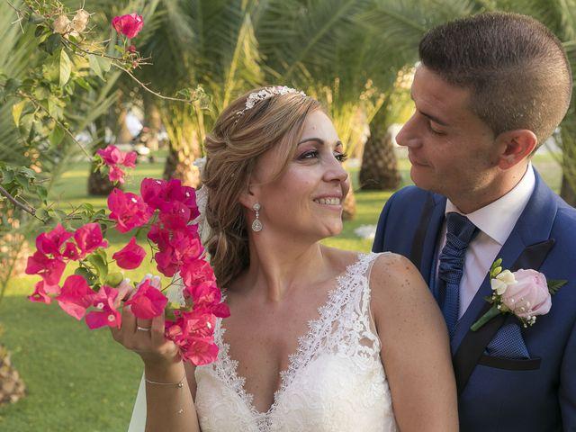 La boda de Agueda y José Antonio