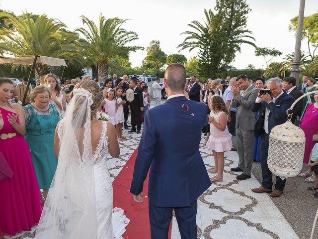 La boda de José Antonio y Agueda en Santiponce, Sevilla 42
