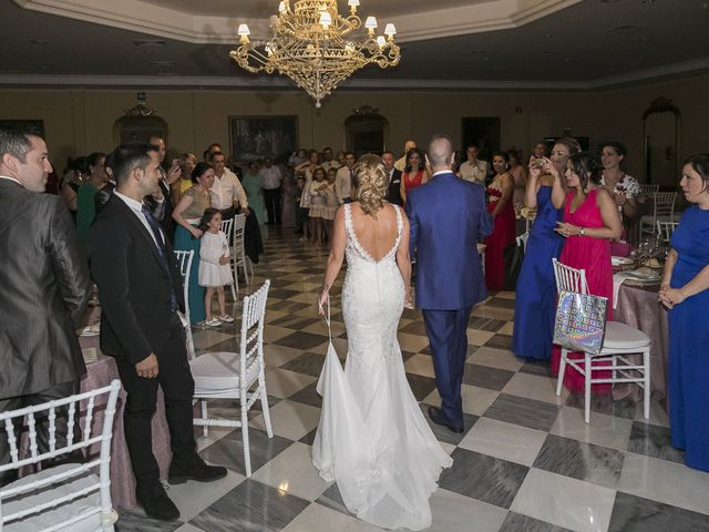 La boda de José Antonio y Agueda en Santiponce, Sevilla 48