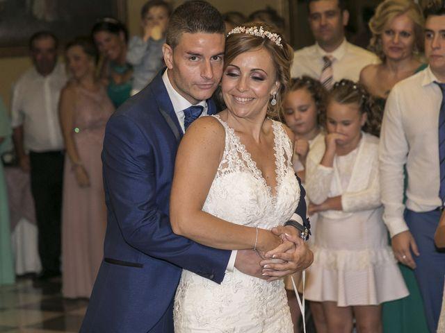 La boda de José Antonio y Agueda en Santiponce, Sevilla 49