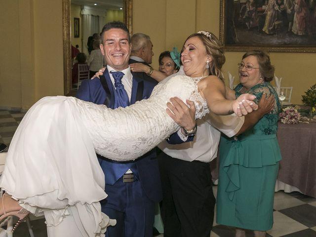 La boda de José Antonio y Agueda en Santiponce, Sevilla 50