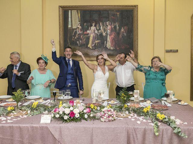 La boda de José Antonio y Agueda en Santiponce, Sevilla 51