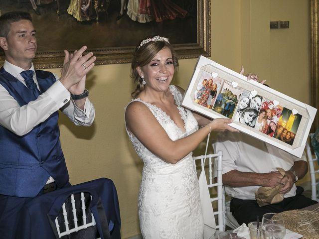 La boda de José Antonio y Agueda en Santiponce, Sevilla 52