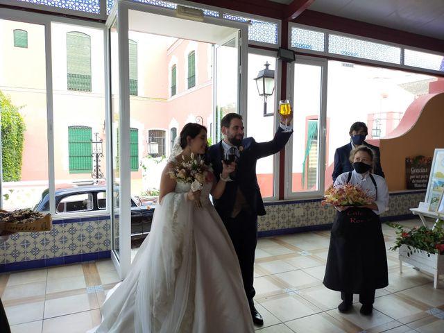 La boda de Ramón y Alicia en La Rabida, Huelva 10