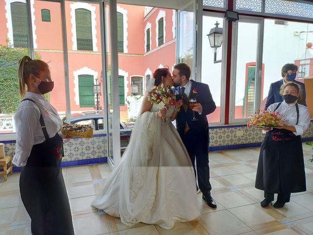 La boda de Ramón y Alicia en La Rabida, Huelva 11