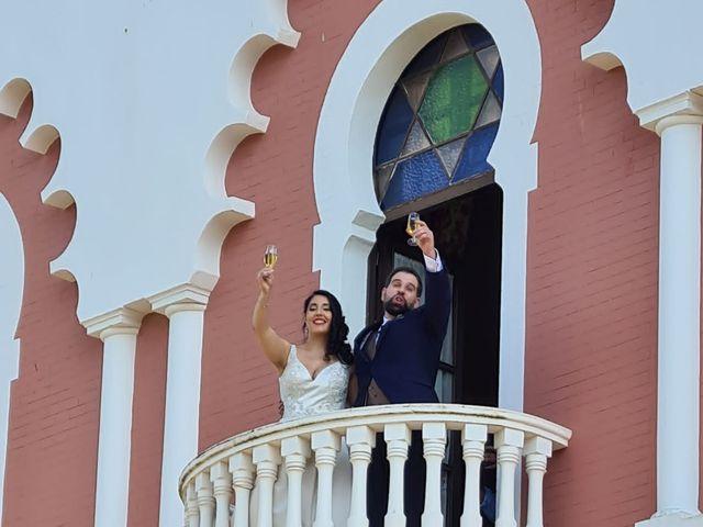 La boda de Ramón y Alicia en La Rabida, Huelva 12