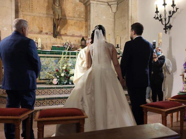 La boda de Ramón y Alicia en La Rabida, Huelva 1