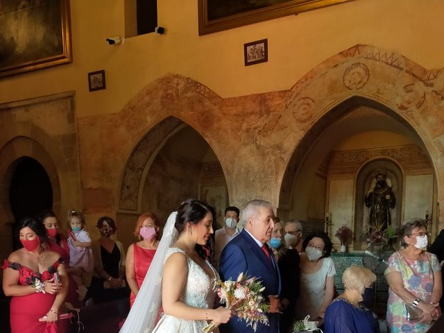La boda de Ramón y Alicia en La Rabida, Huelva 20