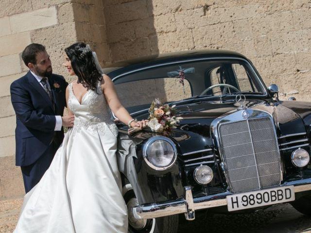 La boda de Ramón y Alicia en La Rabida, Huelva 32