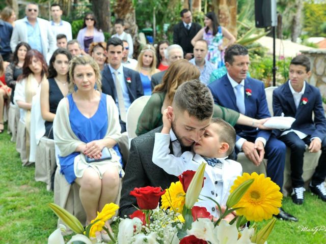 La boda de Fran y Kelly en Sant Feliu De Guixols, Girona 8