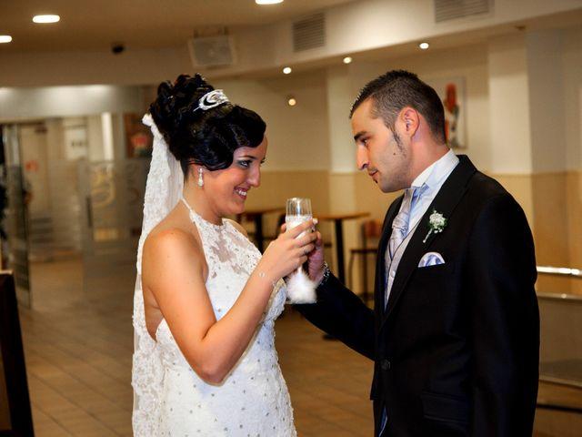 La boda de Antonio y Cristina en Linares, Jaén 16
