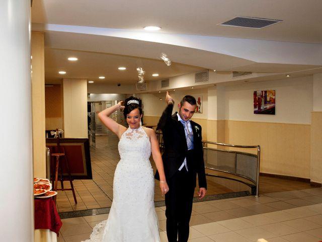La boda de Antonio y Cristina en Linares, Jaén 17