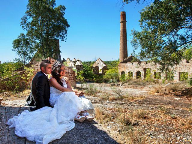 La boda de Antonio y Cristina en Linares, Jaén 1
