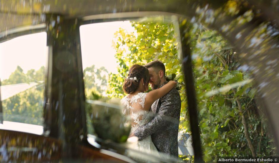 La boda de Egoitz y Maitane en Laukiz, Vizcaya