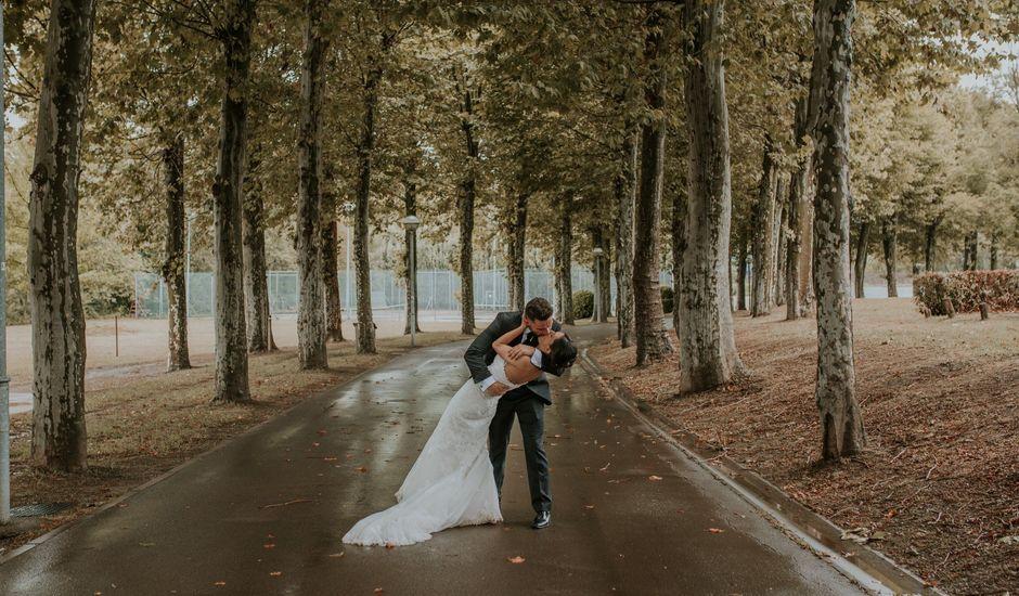 La boda de Pablo  y Olatz en Amurrio, Álava