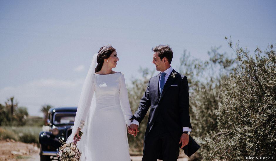 La boda de Alejandro y Carmen en Marchena, Sevilla
