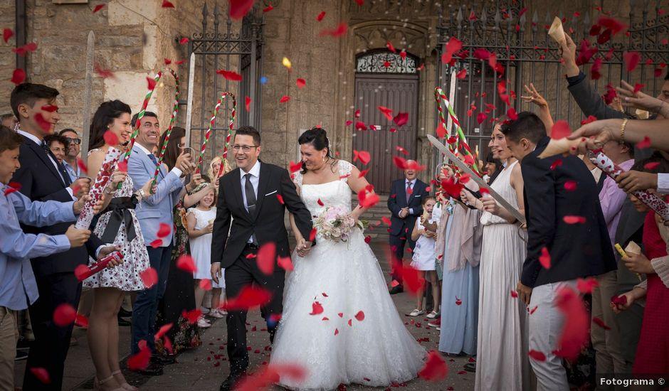 La boda de Andrés y Arantza en Vitoria-gasteiz, Álava