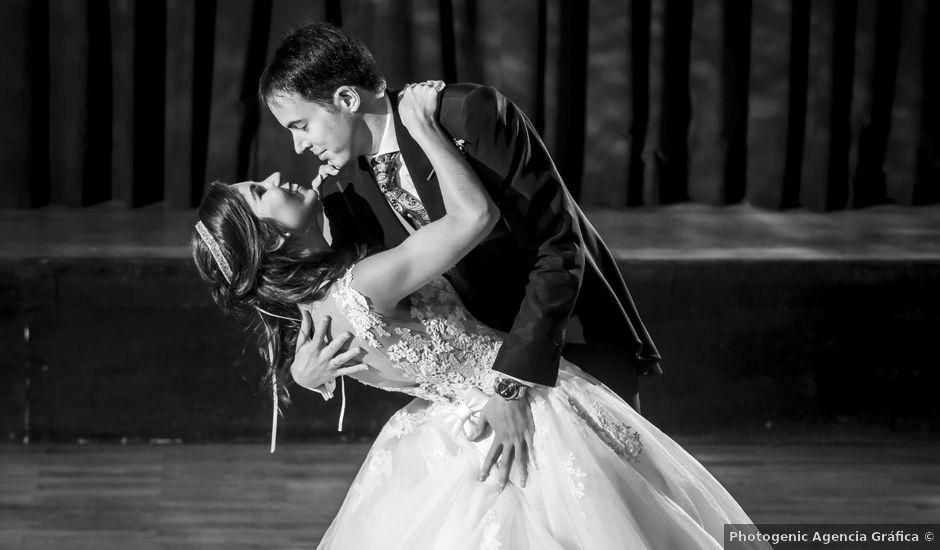 La boda de Jorge y Blanca en Boecillo, Valladolid