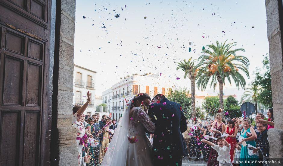 La boda de Sebas y Miriam en Pozoblanco, Córdoba