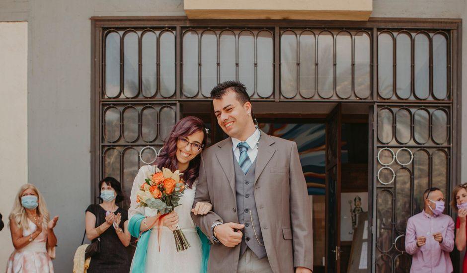 La boda de Alberto y Elena en Reus, Tarragona