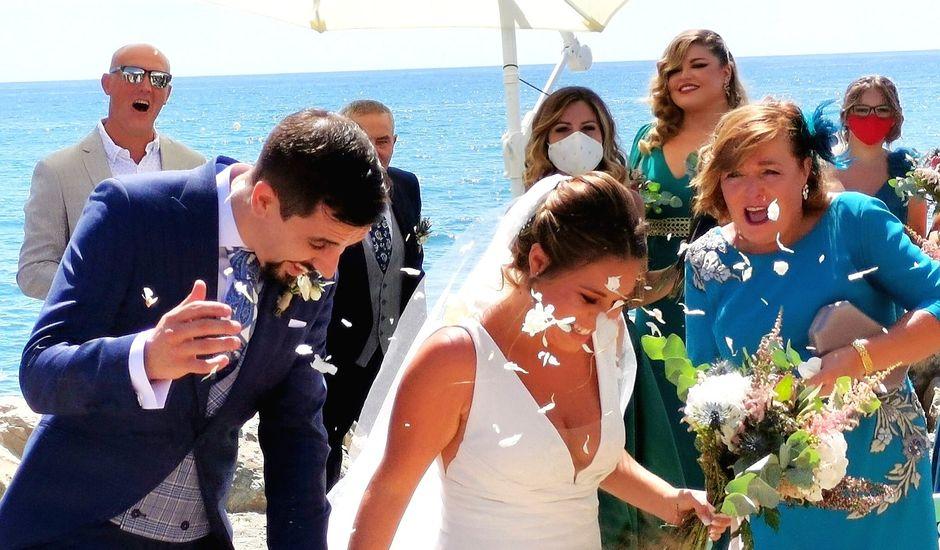 La boda de Uriel y Yolanda  en Torre Del Mar, Málaga