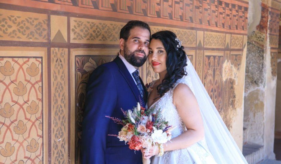 La boda de Ramón y Alicia en La Rabida, Huelva