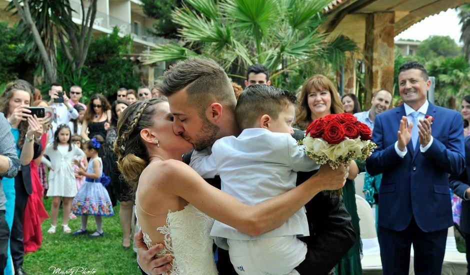 La boda de Fran y Kelly en Sant Feliu De Guixols, Girona