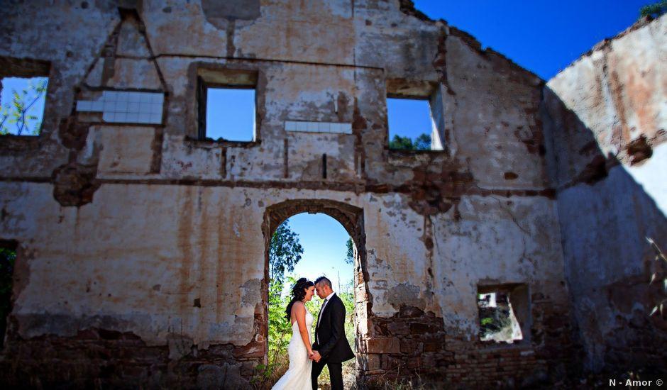 La boda de Antonio y Cristina en Linares, Jaén
