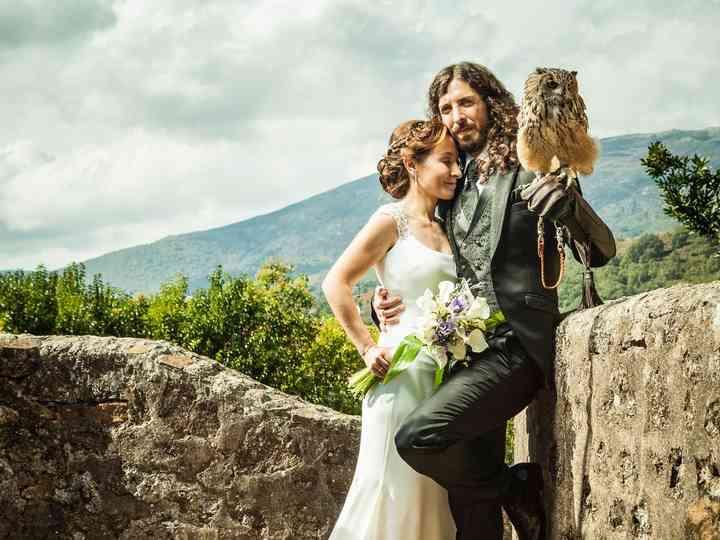 La boda de Victoria y Felipe