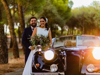 La boda de Mayte y Eduardo