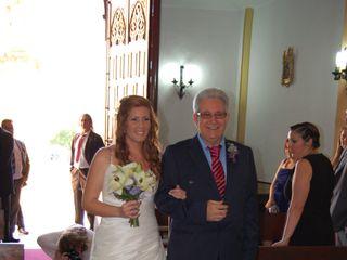 La boda de Lidia y Miguel Angel 2