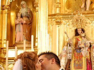 La boda de Lidia y Miguel Angel