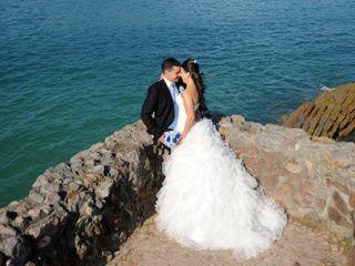 La boda de Estibaliz y Ruben