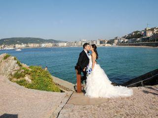 La boda de Estibaliz y Ruben 2