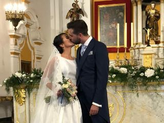 La boda de Laura  y Miguel Ángel  2