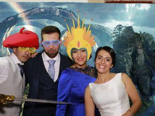 La boda de Laura  y Miguel Ángel  3