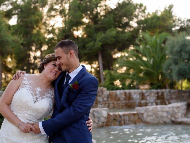 La boda de Isabel y Rubén