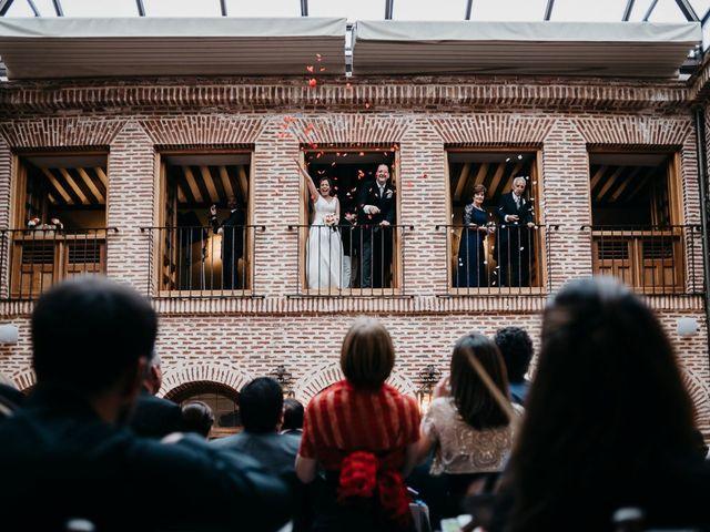 La boda de Juanan y Mar en Boadilla Del Monte, Madrid 12