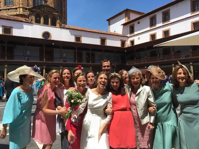 La boda de Gonzalo y Carmen en Oviedo, Asturias 1