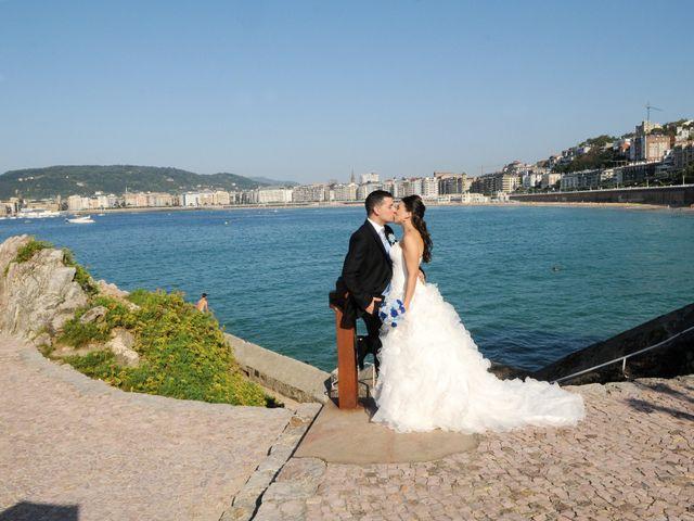 La boda de Ruben y Estibaliz en Zumarraga, Guipúzcoa 1