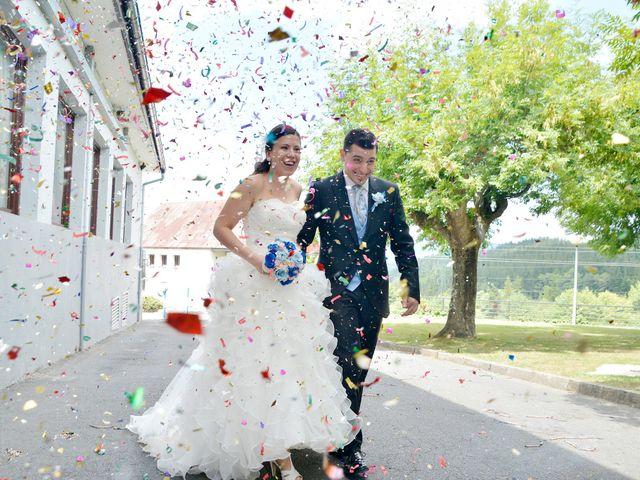 La boda de Ruben y Estibaliz en Zumarraga, Guipúzcoa 5