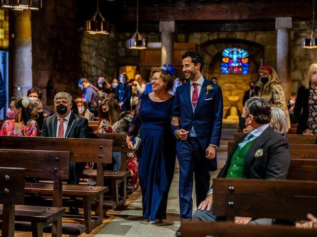 La boda de Leandro y Laura en Torrelodones, Madrid 9