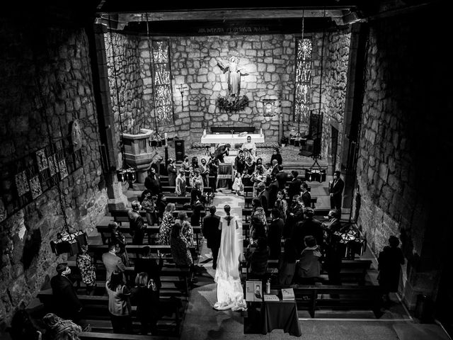 La boda de Leandro y Laura en Torrelodones, Madrid 1