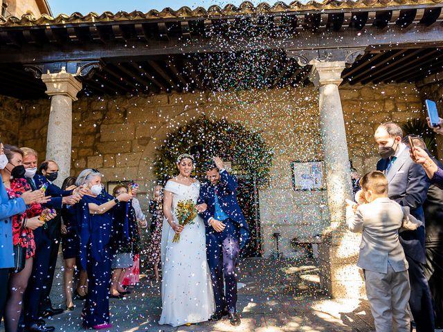 La boda de Leandro y Laura en Torrelodones, Madrid 13